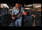 Phil Jones Bass - Super Flightcase - Amp Demo - Andy Irvine
