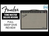 ?Fender Tone Master Deluxe Reverb Deep-Dive Review