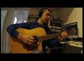 Simon & Patrick @ midi guitar demo