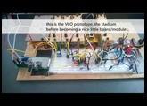 AE modular VCO and MIDI sequence (development sneak peek)