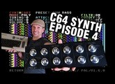 The C64 Synthesiser - Ep. 4 Knob Interface