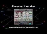 Complex-1 RE Music Demo   Comparison