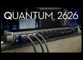 PreSonus—Introducing the Quantum 2626 Audio Interface