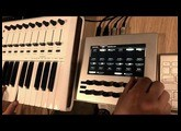 electra.one midi controller ∙ testing with Rhodes Chroma