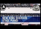 NEW Korg SV2/SV2S Stage Piano - Full In-Depth Demo! - NAMM 2020