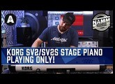 NEW Korg SV2 Stage Piano - No Talking Just Playing! - NAMM 2020