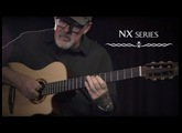 Yamaha Acoustic-Electric Nylon-String Guitars | New NX Series