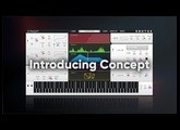 Introducing Concept | Synthesis in Motion