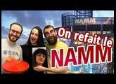 On refait le NAMM en direct !