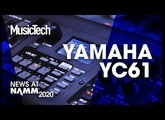 The Nord killer? Hear the Yamaha YC61 #NAMM2020
