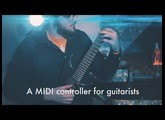 Jamstik Studio MIDI Guitar Demo