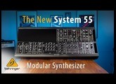 NAMM 2020 – Introducing: System 55 Modular Synthesizer