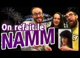 On refait le NAMM en direct, 2e jour !