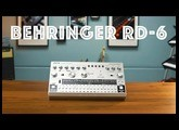 NAMM 2020 - Introducing the Behringer RD-6