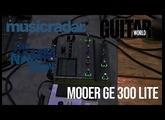 NAMM 2020: Mooer GE300 Lite