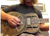 James Trussart Steel Reso-Gator