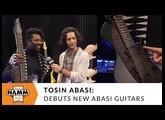 Tosin Abasi Debuts New Abasi Guitars at Winter NAMM 2020