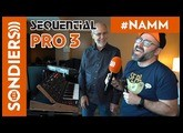 [NAMM2020] SEQUENTIAL PRO 3