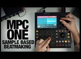 MPC ONE - Making a sample based beat!