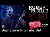 Robert Trujillo EMG Signature Pickup Set
