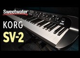 Korg SV-2 Stage Piano Demo and Deep Dive