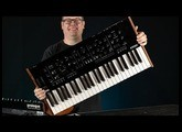 Korg Prologue 16  and 8 Polyphonic Analogue Synth