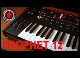 GEOSynths - Synth Show Reviews - Sequential Prophet 12