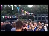 Sunday Sunshine Underground by Fugitif avec live d'Invadon on Nimax Acoustics - 22/07/17