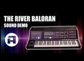 Baloran - THE RIVER, polyphoner Analogsynthesizer