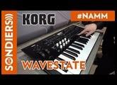 [NAMM2020] KORG WAVESTATE
