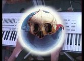 Jean Michel Jarre : Oxygène 4 revisited. Played live on Korg PA2x