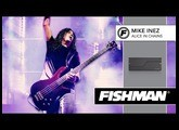 Fishman Mike Inez Legacy Bass Pickups (Playthrough)