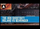 Roland TR-08 Vs Behringer RD-8 Review! - Battle of the Drum Machines