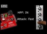 CP523V Valve Opto Compressor - Acoustic Guitar Demo - Bart HRK