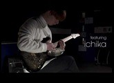 Ibanez Premium - AZ242PBG-CKB Electric Guitar featuring ichika