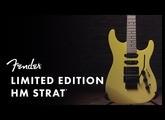 The Fender HM Strat ft. Ethan Brosh | Fender