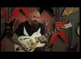 Dean Guitars Colt Bigbsy w/Piezo - Vintage White