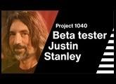 Justin Stanley tests Project 1040 @ Stellar Sound studios