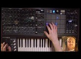 Matrix Monday with the Arturia Matrixbrute- Episode 3: Oscillator Sync Lead