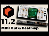 Reason 11.2   New Features - Beatmap and MIDI OUT!!