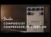 Compugilist | Effects Pedals | Fender Fender
