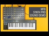 MFB Synth Pro Sound Demo (no talking)