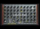 MFB Synth Pro Sound Demo