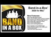 Band-in-a-Box® 2020 for Mac® - Everything you need to know in under 6 minutes!* (plus the 49-PAK!)