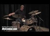 """Zildjian 20"""" Oriental Crash of Doom Cymbal - Played by Tommy Igoe (A0621-1072210H)"""