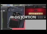 Demo: Audified Multidrive Pedal Pro through STL Tonality (Boss Metal Zone MT-2 Emulation)