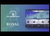 UJAM Presents: Virtual Bassist ROYAL 2