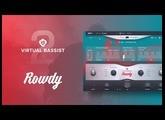 UJAM Presents: Virtual Bassist ROWDY 2