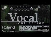 Roland SR-JV80-13 Voice Collection Demo Songs