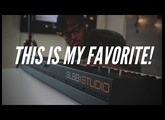 My New Favorite Keyboard! |Studiologic SL88 Studio Review!|